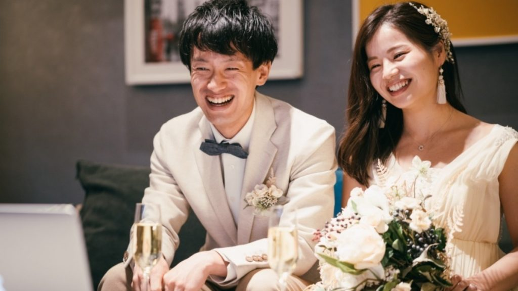 0547071307 1024x576 - 幸運を引き寄せる結婚式